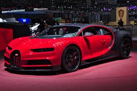 Bugatti Chiron - سيارات سريعه أسرع 10 سيارات في العالم