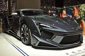 Lykan Fenyr Supersport - سيارات سريعه أسرع 10 سيارات في العالم