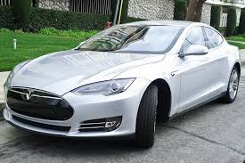 Telsa Model S P90D - سيارات سريعه أسرع 10 سيارات في العالم