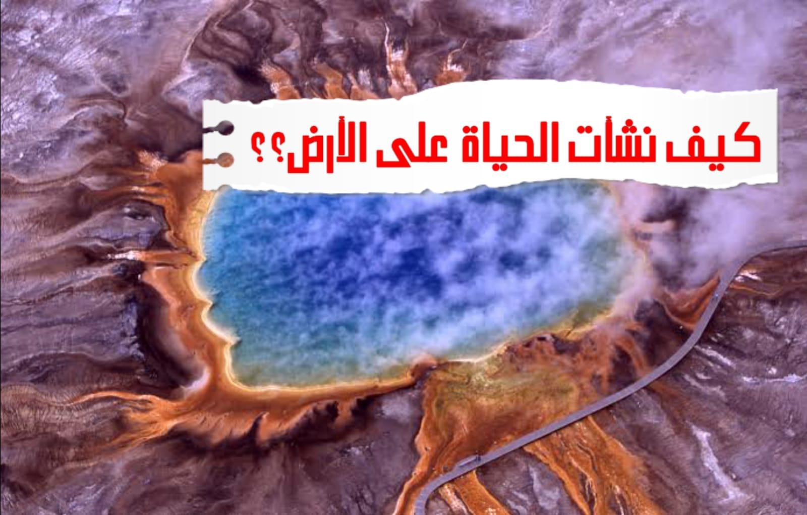 WhatsApp Image 2020 06 28 at 3.59.57 AM 2 - كيف نشأت الحياة على الأرض ؟