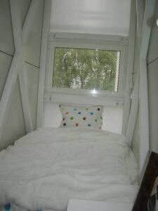 اصغر غرفة نوم في العالم