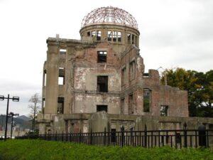 المبنى الوحيد الذي تحدى القنبلة الذرية