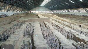 ضريح إمبراطور تشين الأول