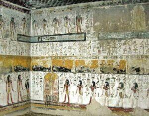قبر سيتي الأول