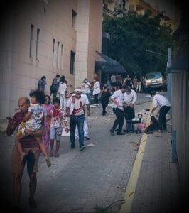 صور انفجار بيروت