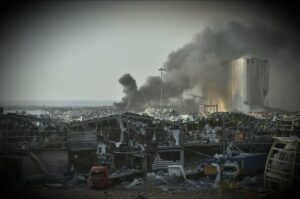 انفجار بيروت 2020