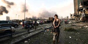 انفجار بيروت لبنان