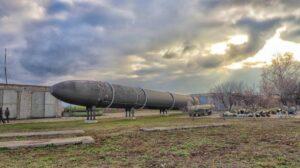 اكبر صاروخ بالعالم
