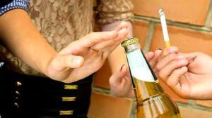 اضرار التدخين للحامل