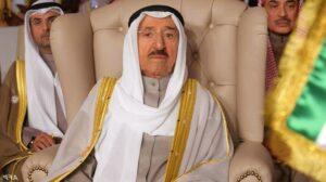 وفاة أمير الكويت , الشيخ , صباح الاحمد الجابر الصباح , أمير دولة الكويت