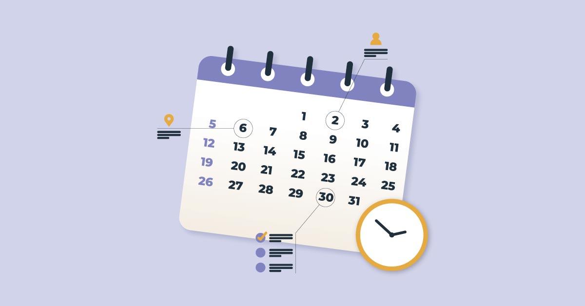 Blog Nov no.2 - ترتيب أولوياتك وزيادة إنتاجيتك في خطوات بسيطة جداً ( تنظيم الوقت )